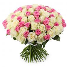 Розы микс Россия 2