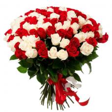 Розы микс Россия 3