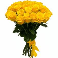 Розы жёлтые Эквадор